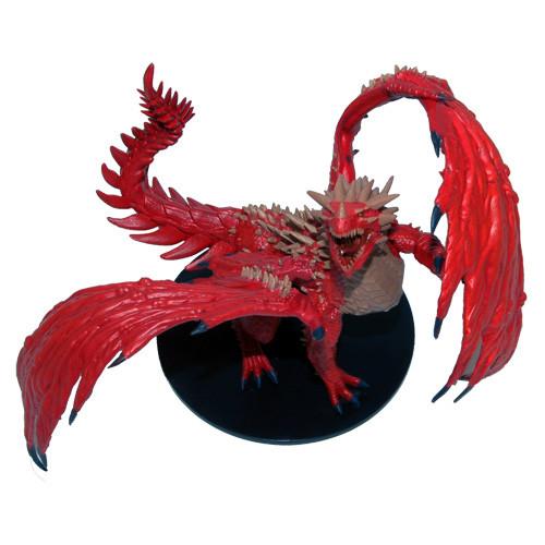 Dungeons Deep #045 Gargantuan Red Dragon (Out of Box) (Fixed)