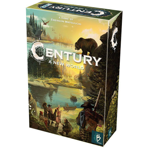 Century: A New World