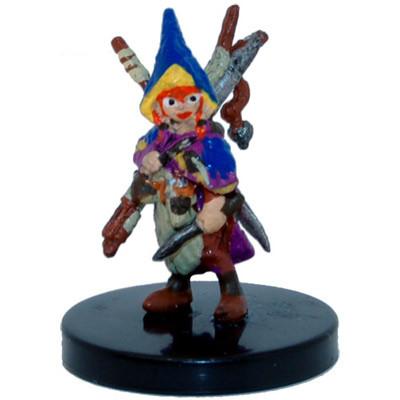 Legendary Adventures #012 Gnome Rogue (U)