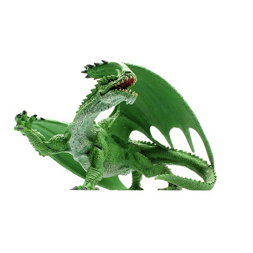 Legends of Golarion #55 Gargantuan Green Dragon (LE) (Out of Box)