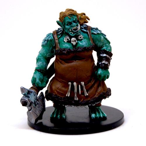 Reign of Winter #27 Ice Troll (Female) (U)