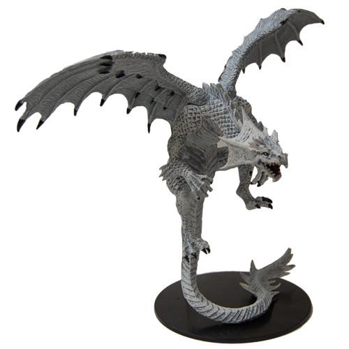 Reign of Winter #45 Gargantuan White Dragon (Out of Box) (Fixed)