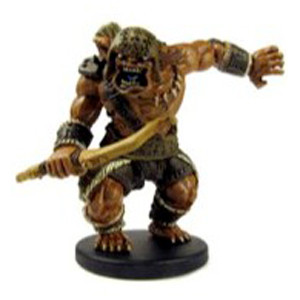 Rise of the Runelords #01 Bugbear Hero (C)