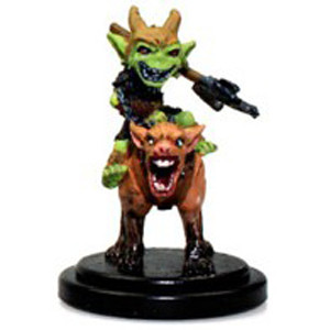 Rise of the Runelords #21 Goblin Commando on Dog (U)