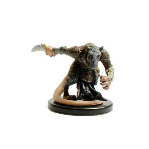Skull & Shackles #09 Wererat (C)