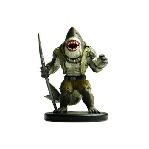 Skull & Shackles #12 Wereshark Pirate (C)