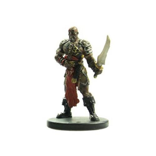Skull & Shackles #017 Barnabus Harrigan (U)