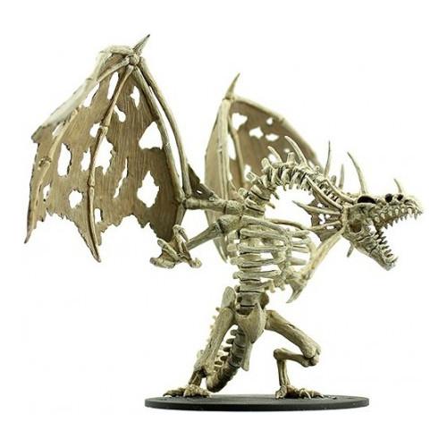 Skull & Shackles #055 Gargantuan Skeletal Dragon (LE) (Out of Box)