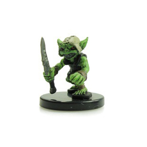 We Be Goblins #001 Goblin Warrior (C)