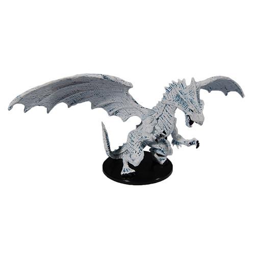White Dragon Evolution #002 Large White Dragon
