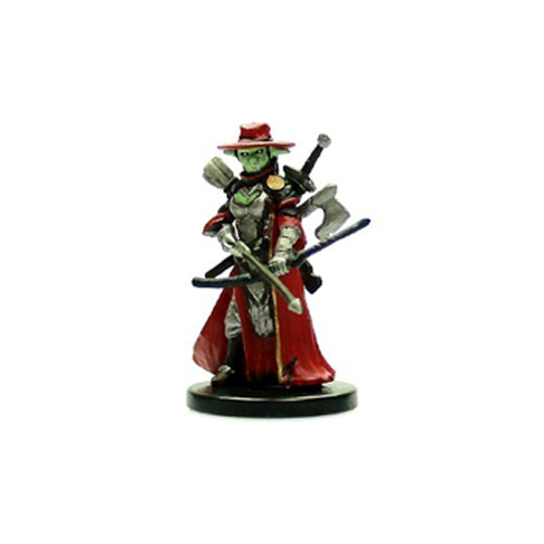 Wrath of the Righteous #28 Imrijka, Half-Orc Inquisitor (U)