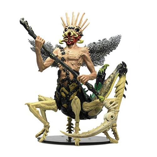 Wrath of the Righteous #055 Deskari, Demon Lord of Locusts