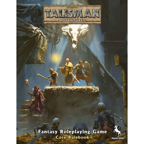 Talisman Adventures RPG: Core Rulebook (Hardcover)