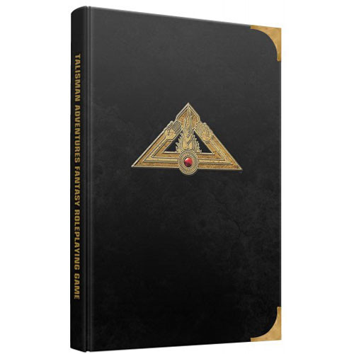 Talisman Adventures RPG: Core Rulebook (Limited Edition)