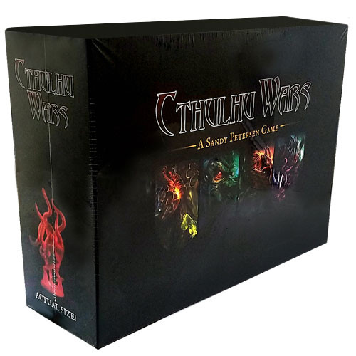 Cthulhu Wars Core Set (Onslaught Two Printing)