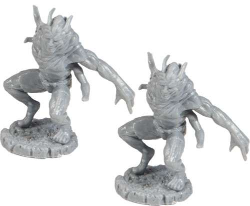 Call of Cthulhu Miniatures: Mythos Satyr