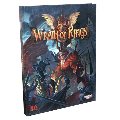 Wrath of Kings: Rulebook