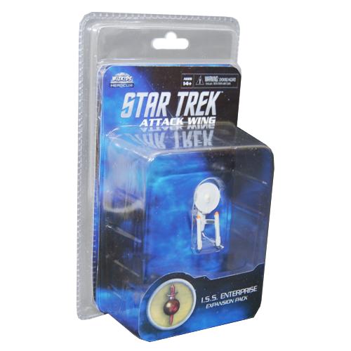 Star Trek: Attack Wing - Mirror Universe: I.S.S. Enterprise