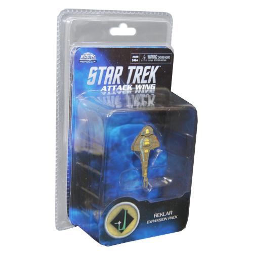 Star Trek: Attack Wing - Dominion: Reklar Expansion Pack