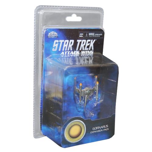Star Trek: Attack Wing - Independent: Gornarus Expansion Pack