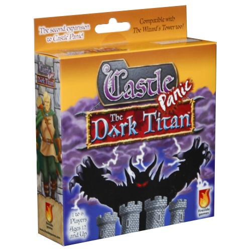 Castle Panic: The Dark Titan Expansion