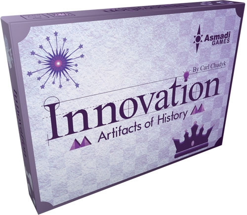 Innovation (3rd Edition): Artifacts of History Expansion