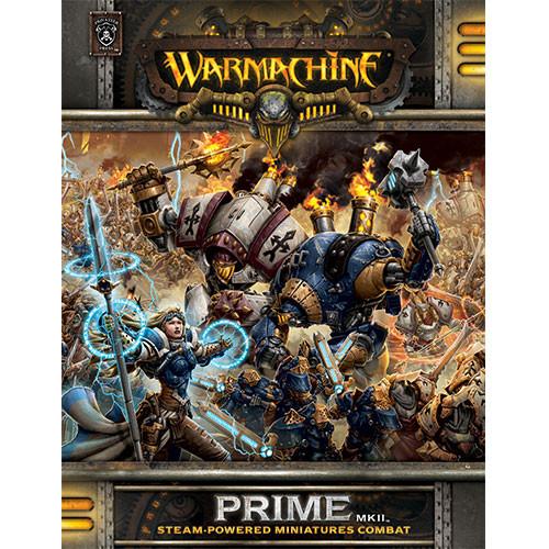 Warmachine Rulebook Prime MK II Soft Cover