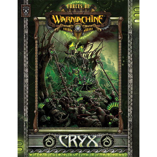 Forces of Warmachine: Cryx (Softcover)