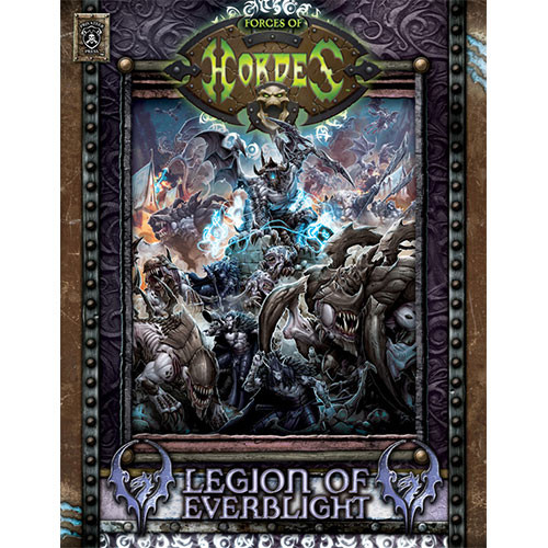 Forces of Hordes: Legion of Everblight (Softcover)
