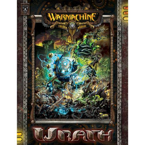 Warmachine Wrath (Softcover)
