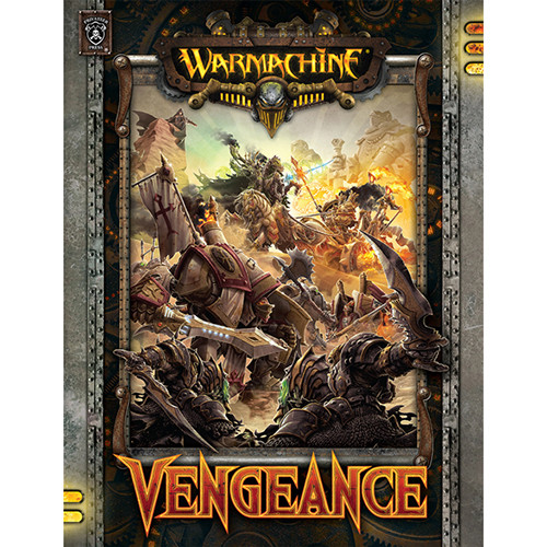 Warmachine: Vengeance (Softcover)