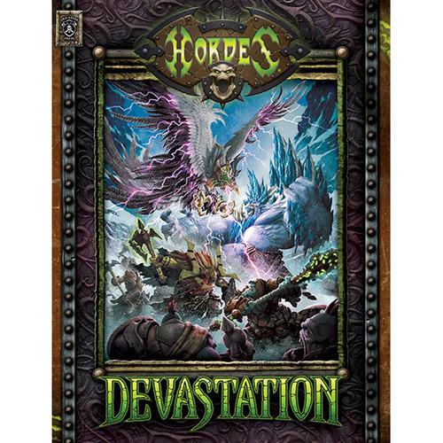 Hordes: Devastation (Hardcover)
