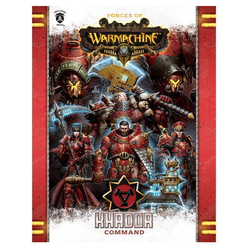 Forces of Warmachine: Khador - Command (Softcover)