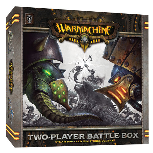 Warmachine: Two-Player Battle Box (MK III)