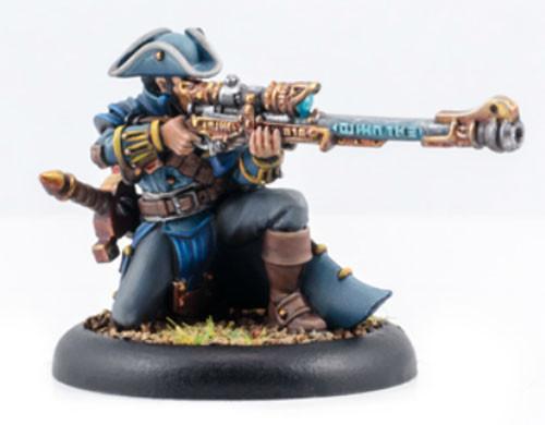 Warmachine: Cygnar - Arcane Tempest Rifleman Solo (1)
