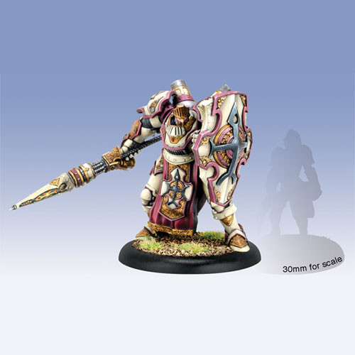 Warmachine: Protectorate - Anson Durst, Rock of the Faith (1)