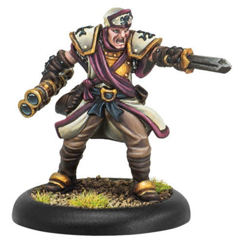 Warmachine: Protectorate - Deliverer Arms Master (1)