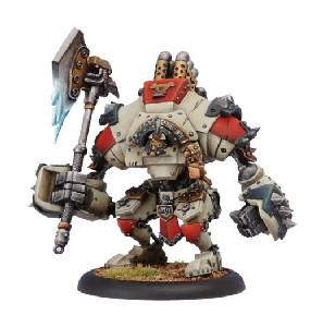 Warmachine: Khador - Beast 09 Character Heavy Warjack