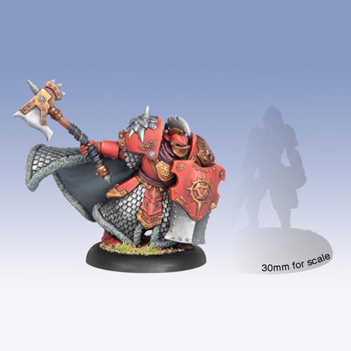 Warmachine: Khador - Iron Fang Kovnik