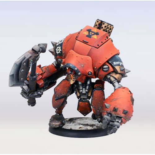 Warmachine: Khador - Extreme Juggernaut, Warjack (1)