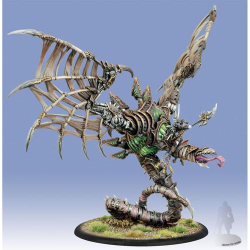 Warmachine: Cryx - Deneghra the Soul Weaver