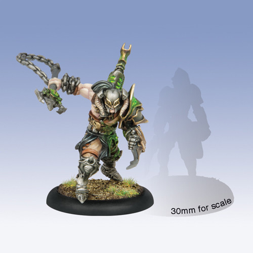 Warmachine: Cryx - Aiakos, Scourge of the Meredius Character Solo (1)