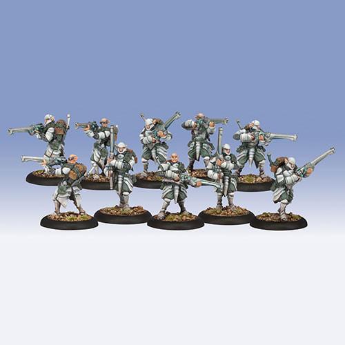 Warmachine: Retribution - Houseguard Riflemen (10)