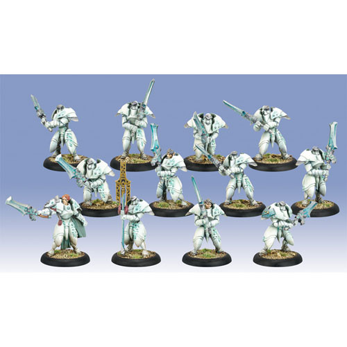 Warmachine: Retribution - Dawnguard Sentinels Unit (12)