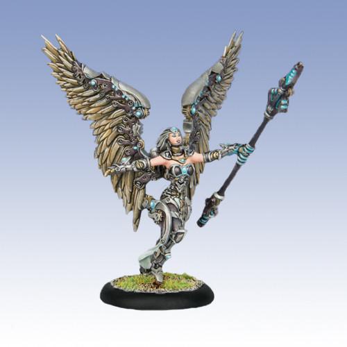 Warmachine: Convergence - Warcaster Aurora, Numen of Aerogenesis