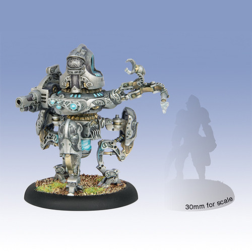 Warmachine: Convergence - Diffuser, Light Vector