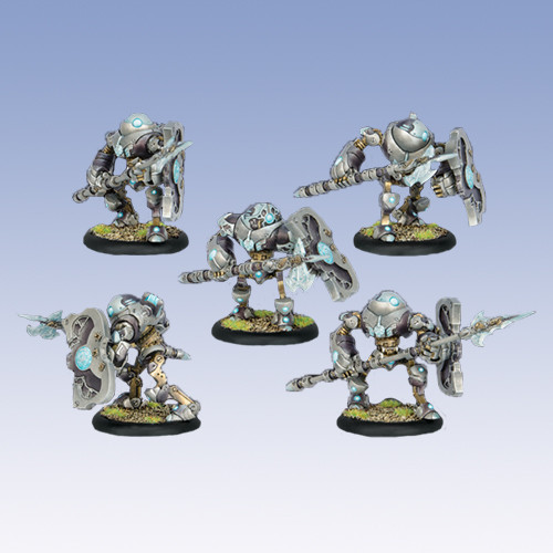 Warmachine: Convergence - Reciprocators Unit Box (5)