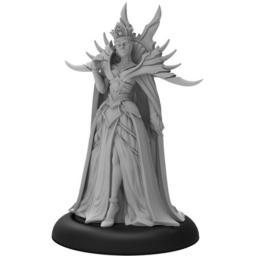 Warmachine: Infernals - Great Princess Regna Gravnoy (1)