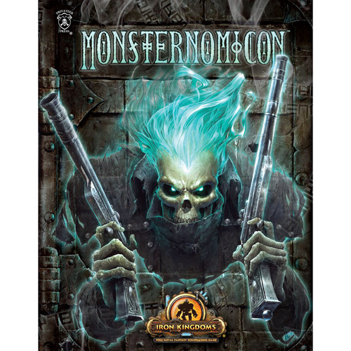 Iron Kingdoms: Full Metal Fantasy - Monsternomicon