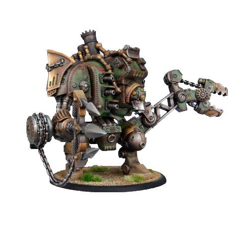 Warmachine: Mercenaries - Galleon Colossal